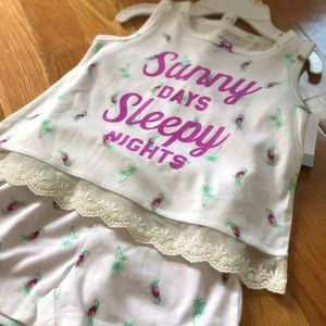 Carters 3 piece pajama set Multiple Sizes